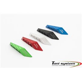 TONI SYSTEM AD3DSXSTI Finger rest 3D, Left side, Right hand shooter, for STI