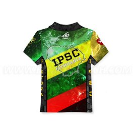 DED Children's IPSC Lithuania T-shirt