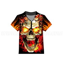 DED Children's Skull T-shirt