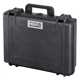 Eemann Tech GUARDMAX 465 Waterproof IP67 Case, Small