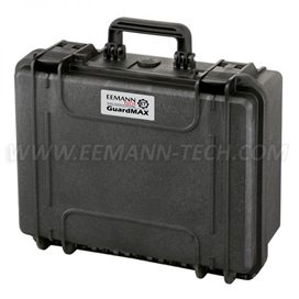 Eemann Tech GUARDMAX 380 Waterproof IP67 Case, Large