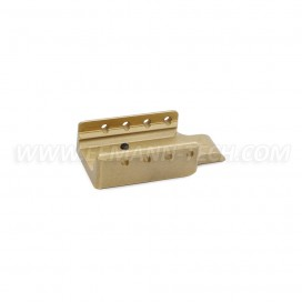 TONI SYSTEM Frame Weight in BRASS for GLOCK