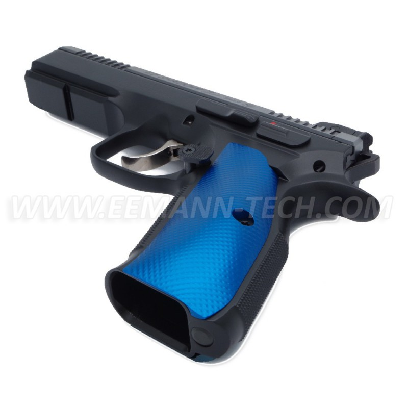 TONI SYSTEM GCZ3D X3D Grips Long for CZ 75 SP-01, CZ SHADOW