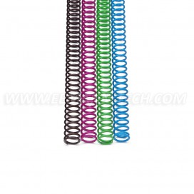 Eemann Tech Recoil Springs Calibration Pack for CZ