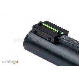 Toni System MV81 Hunting Sight C Profile 1,0mm Green & 8,1mm height