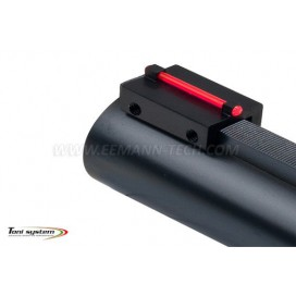 Toni System MR8 Hunting Sight C Profile 1,5mm Red & 8,1mm height