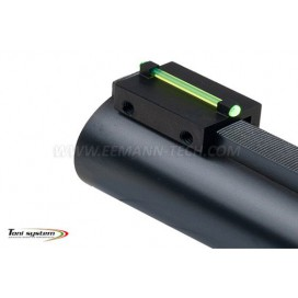 Toni System MR10 Hunting Sight C Profile 1,5mm Red & 10,1mm height