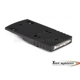 TONI SYSTEM OPXSTIC Red Dot Base for STI, 1911, 2011