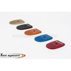 TONI SYSTEM PAD0MP9 S&W Pad +0 shots for IDPA for S&W MP9