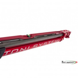 TONI SYSTEM BMR65 Shotgun Rib for Benelli Montefeltro-Raffaello, barrel 650mm