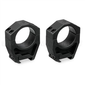 Vortex PMR-34-145 Precision Matched 34mm Ring Set, high 1.45 in.