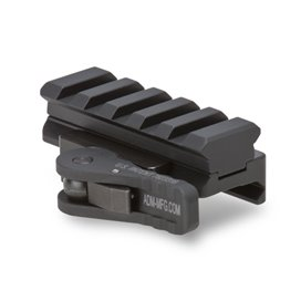 Vortex MT-5108 AR15 Riser Mount for Red Dots with Quick-Release Lever