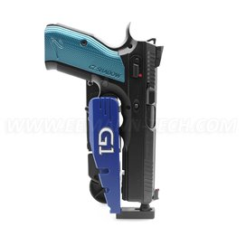 GHOST The One Evo Holster, Blue
