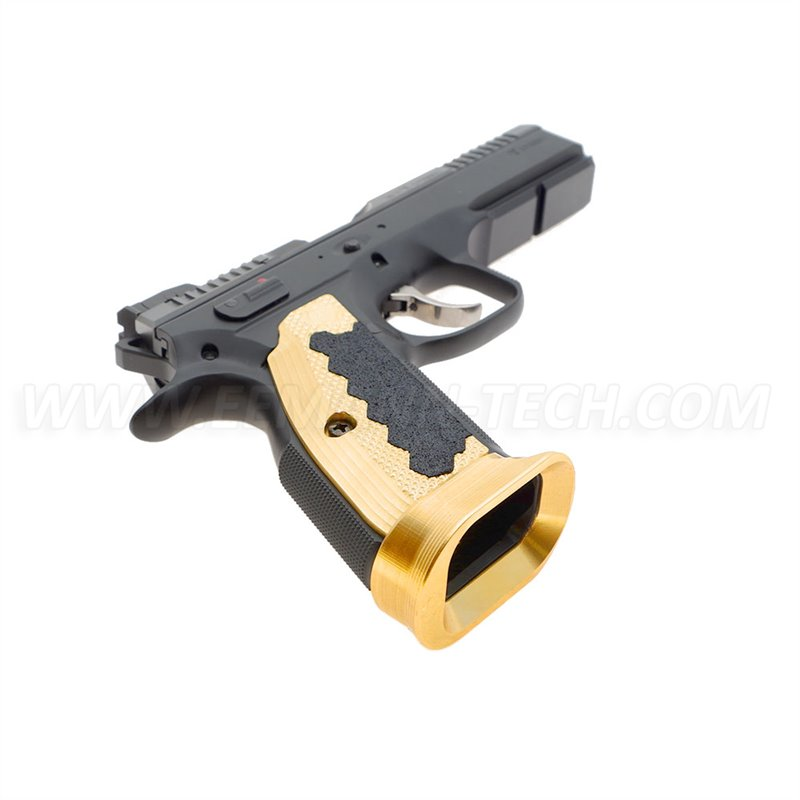 Eemann Tech Brass Magwell for CZ Shadow 2